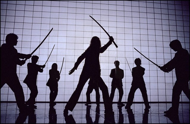 Kill Bill: Un'epopea violenta in due volumi 2
