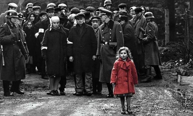 La bambina di Schindler's List