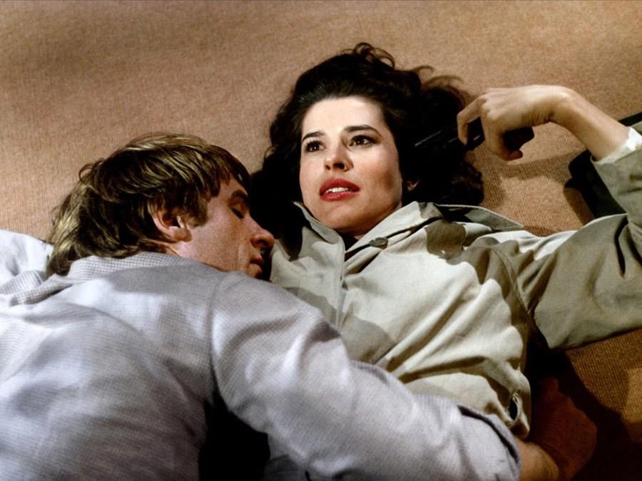 Scena del film la signora della porta accanto