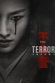 the terror infamy locandina della serie tv horror