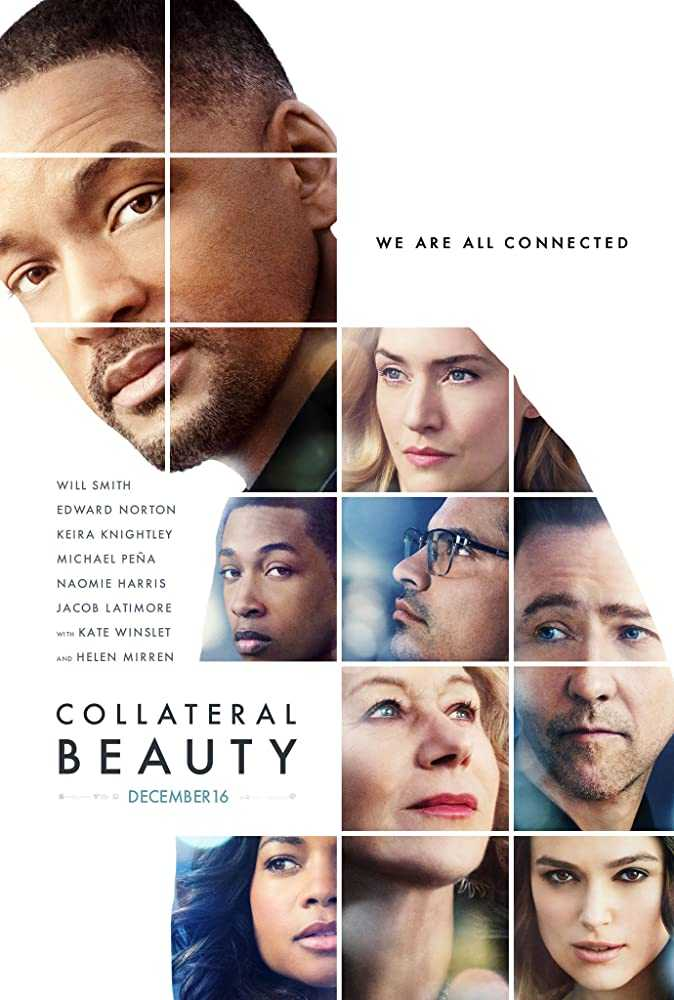 Collateral Beauty (2016) Locandina film