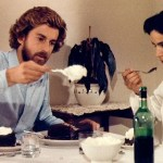 Michele Apicella e Bianca nel film Bianca
