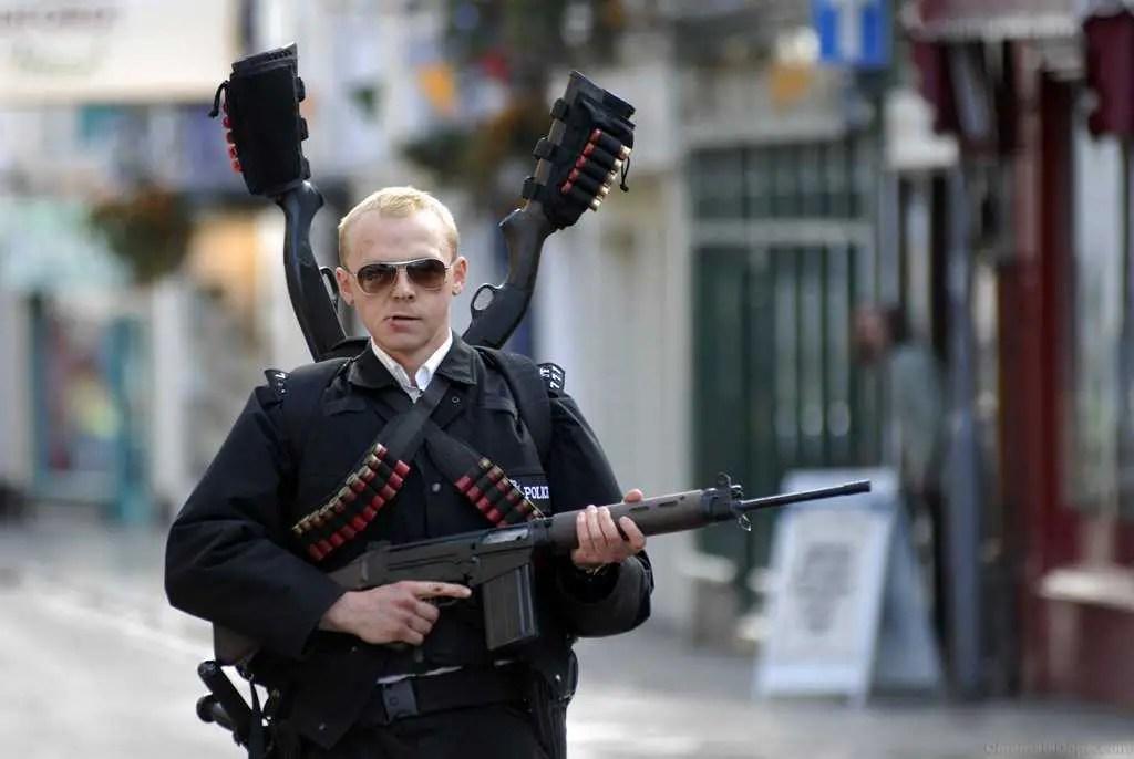 Hot Fuzz: L'action poliziesco in salsa british 3