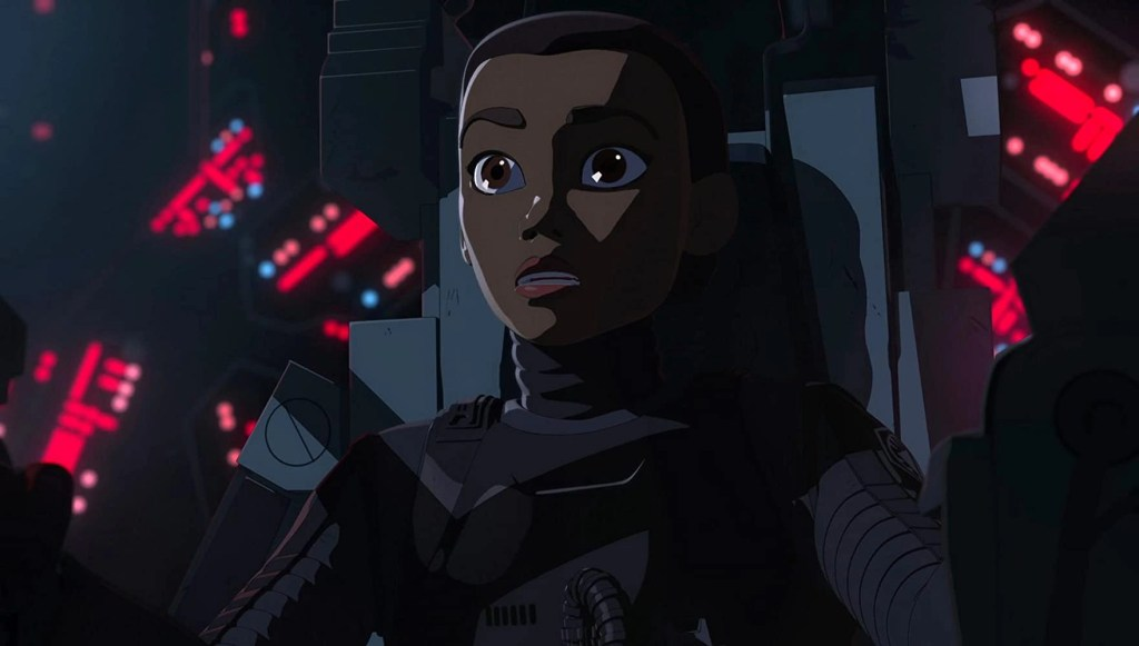 Tam Ryvora in Star Wars Resistance 2