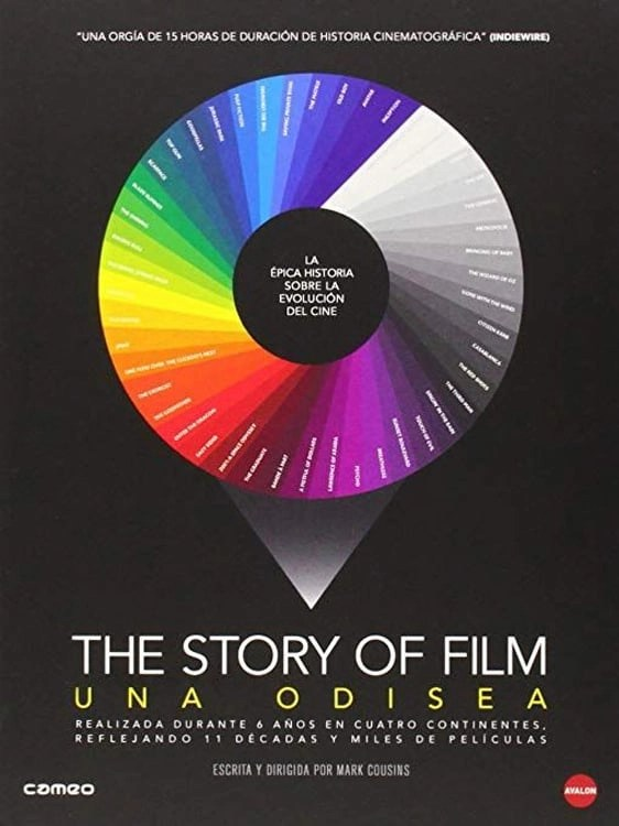 The Story of film An Odyssey locandina