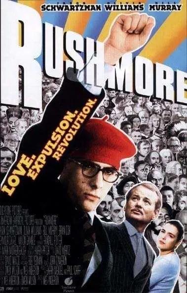 Rushmore – Facciamo la rivoluzione! 1