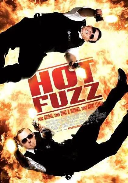 Hot Fuzz: L'action poliziesco in salsa british 1