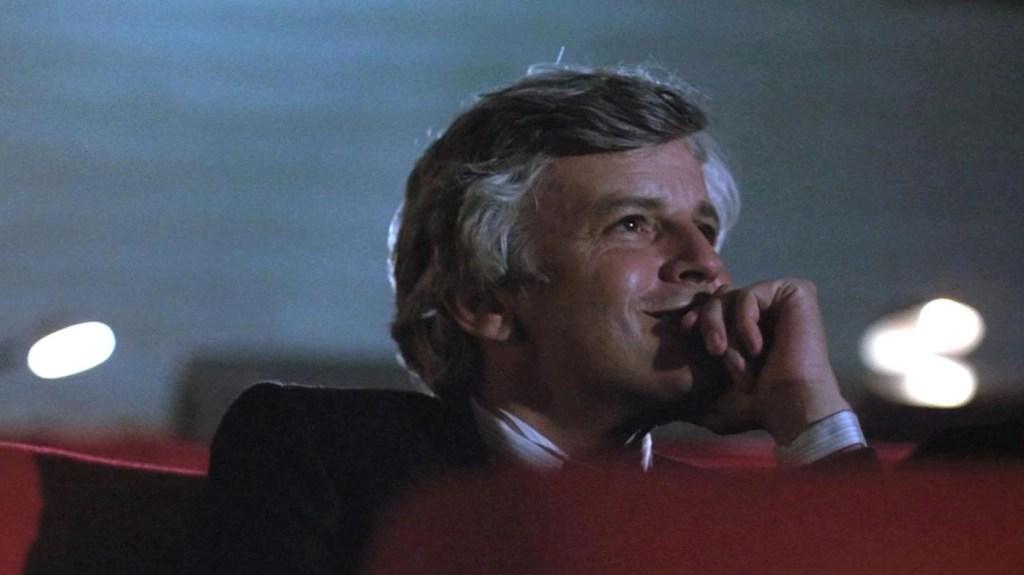 Jacques Perrin in una scena del film
