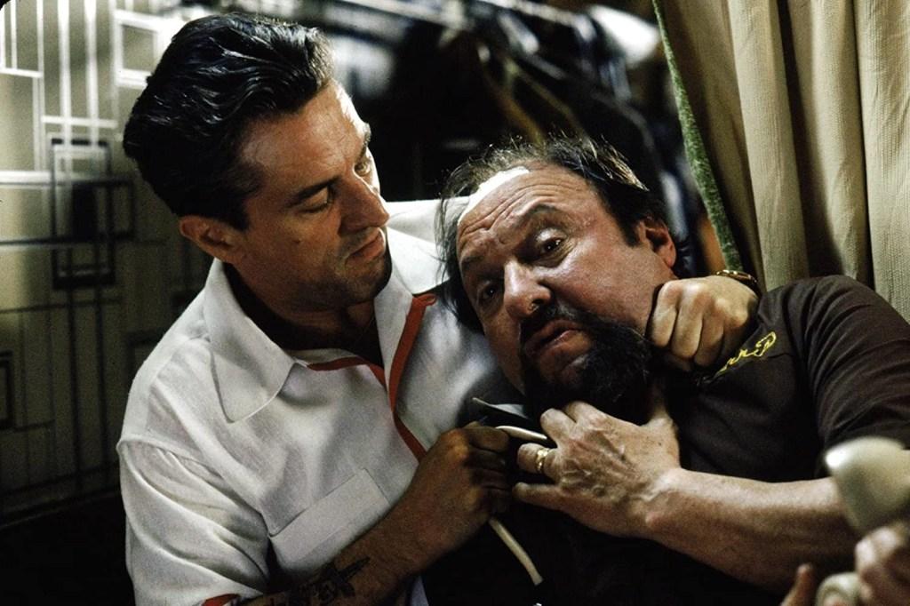 Robert De Niro e Chuck Low in Quei bravi ragazzi