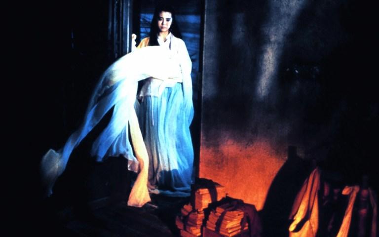 Joey Wang in storia di fantasmi cinesi (1987)