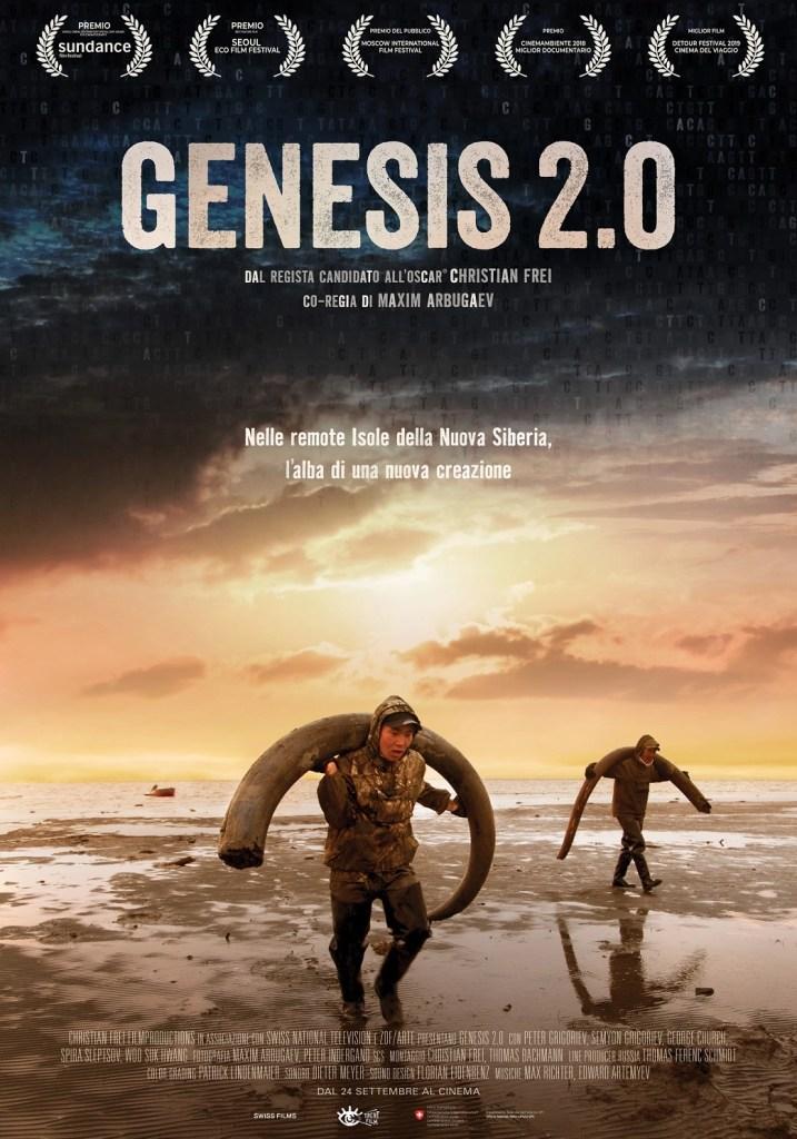 locandina di GENESIS 2.0