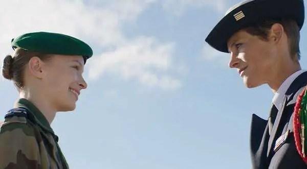 """In prima linea: una donna in marina - Il nuovo """"soldato Jane"""" che parla francese 8"""