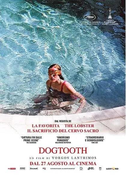 Dogtooth locandina film