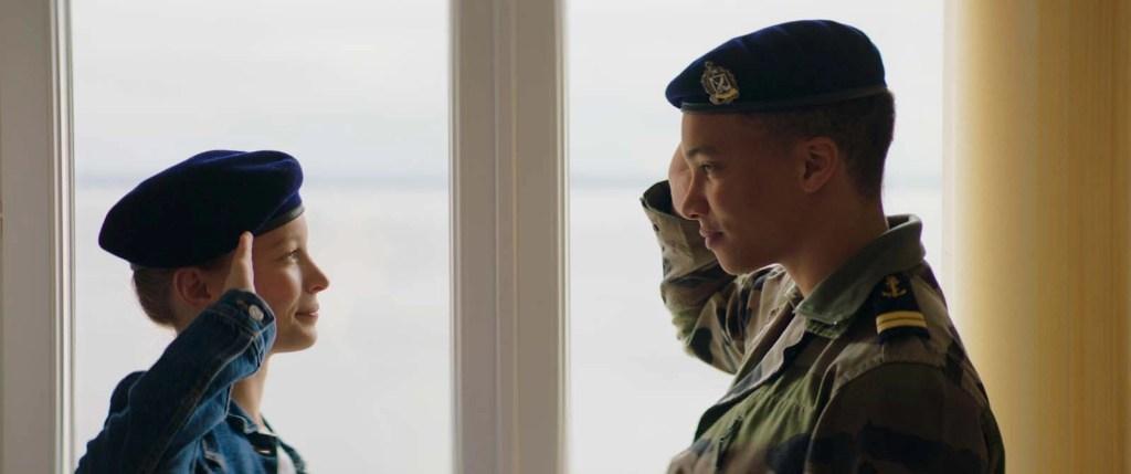 """In prima linea: una donna in marina - Il nuovo """"soldato Jane"""" che parla francese 4"""