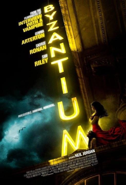 Byzantium (2012) locandina film