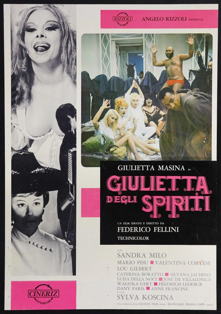 Giulietta degli spiriti: Fellini fra il matrimonio e il sogno 1