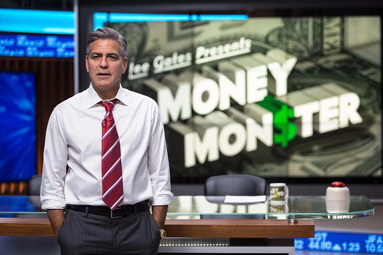 George Clooney in Money Monster (2016)