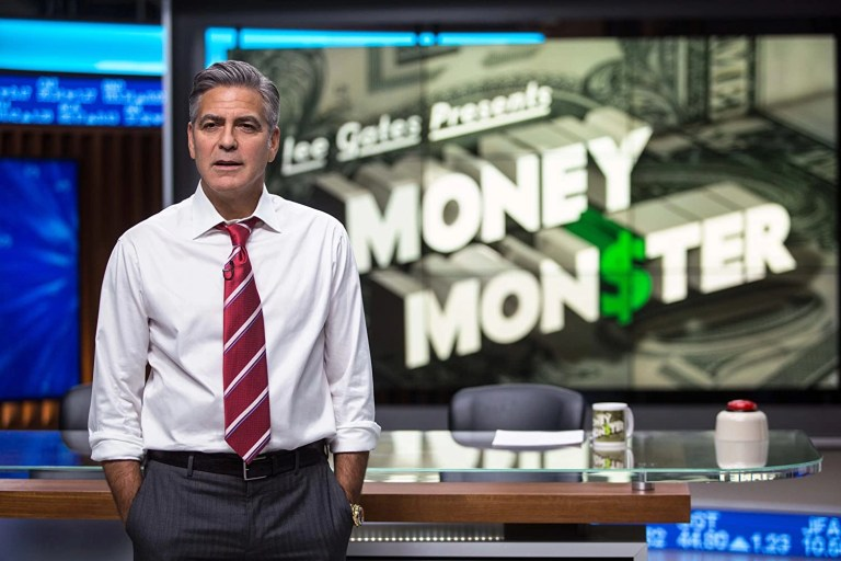 George Clooney in Money Monster (2016)