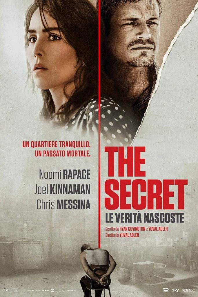 the secret le verità nascoste film locandina