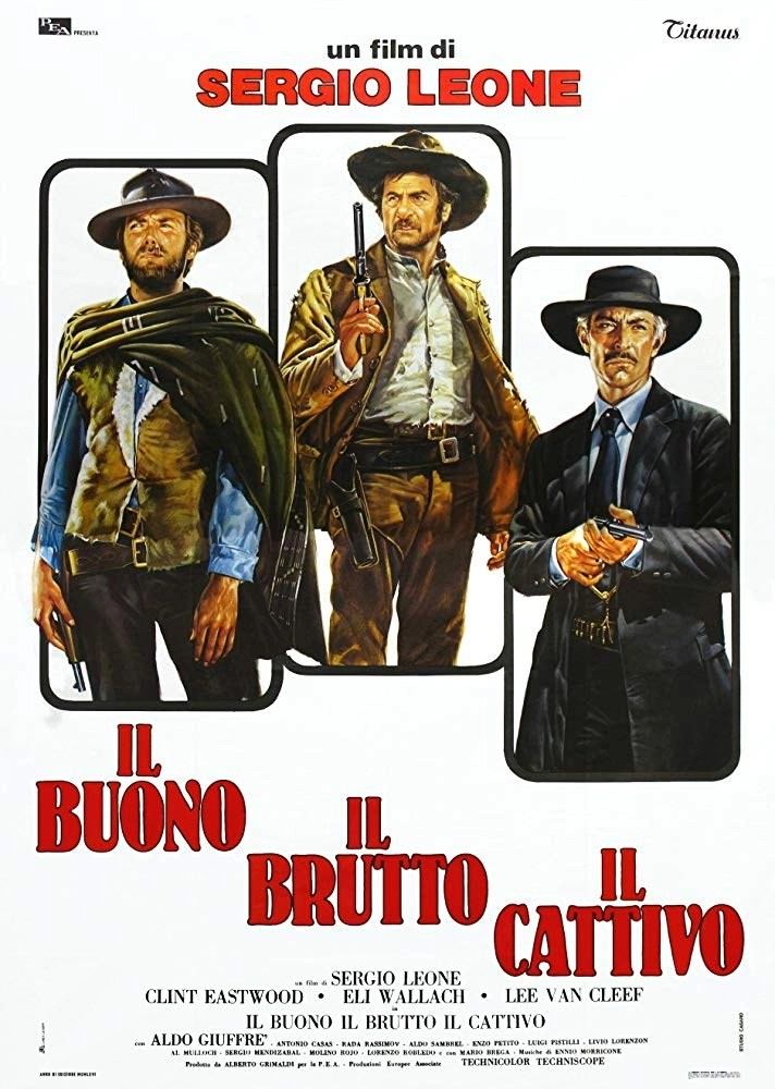 Il buono, il brutto, il cattivo: lo spaghetti western per eccellenza 1