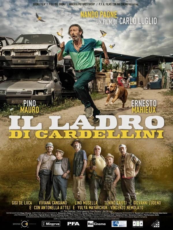 Il ladro di cardellini (2020) - Peripezie tragicomiche in una commedia tutta napoletana 1