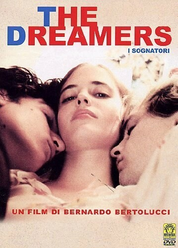 The dreamers locandina