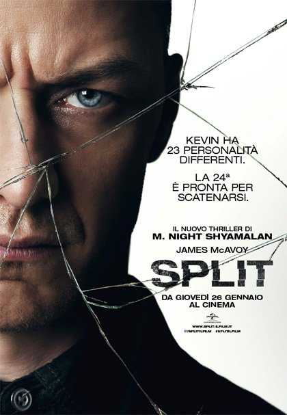 Split (2017) - il thriller psicologico di M. Night Shyamalan 1