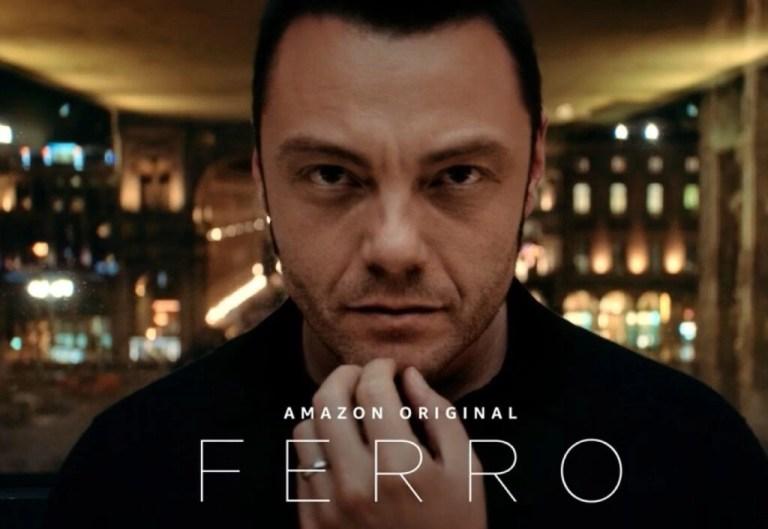 Ferro locandina film
