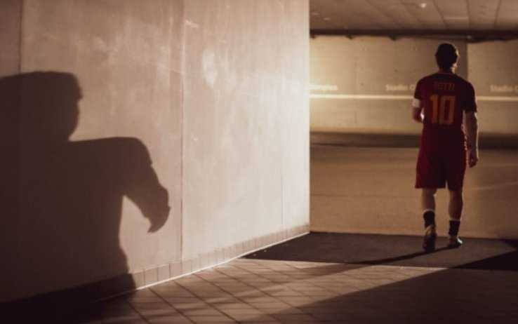 Fotogramma di Mi chiamo Francesco Totti