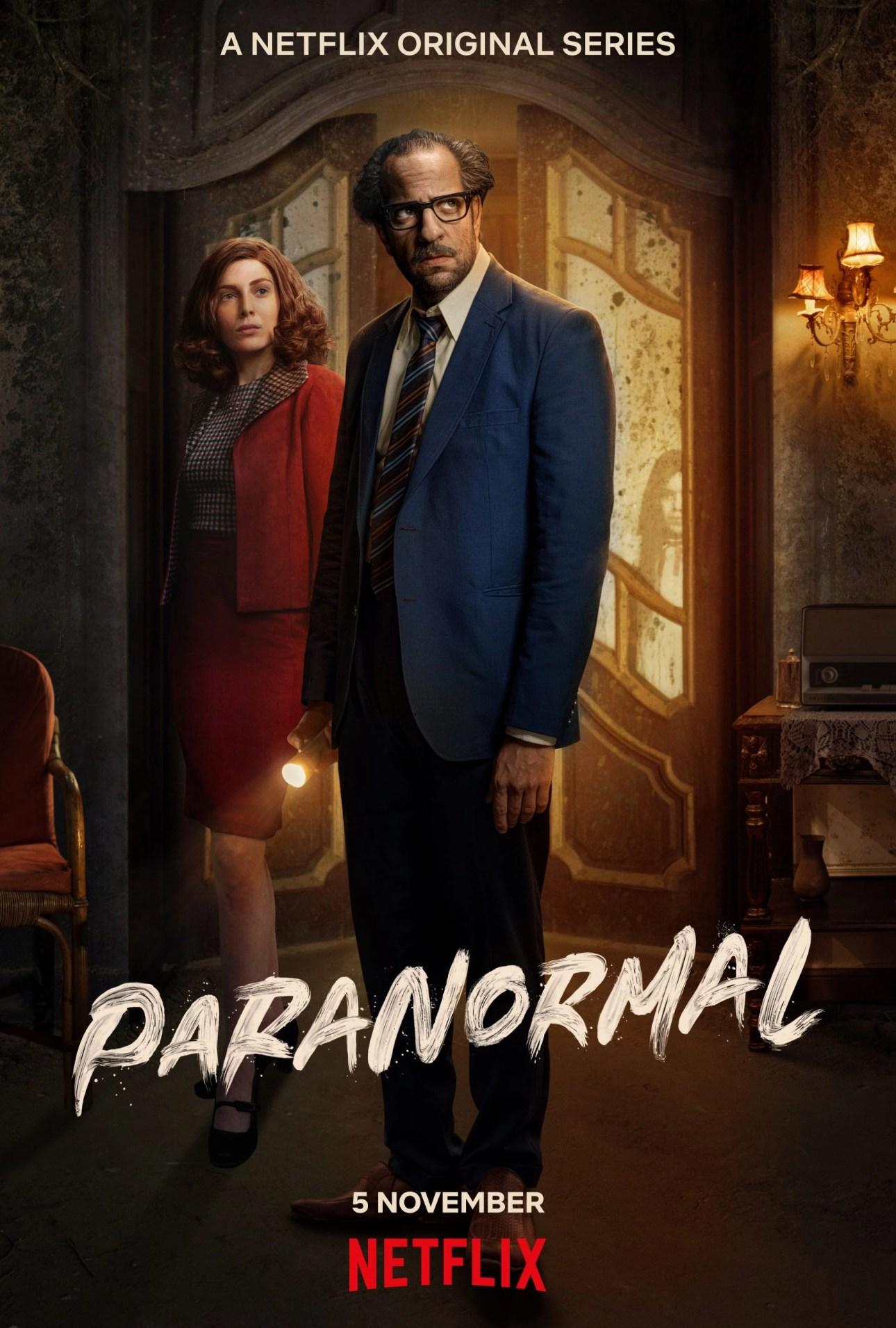 Paranormal Locandina