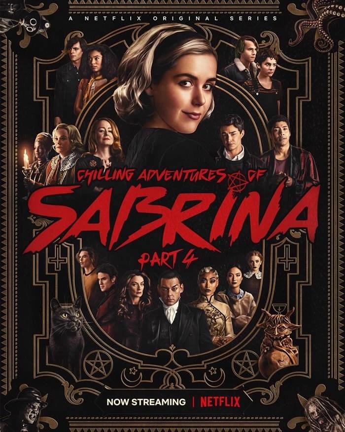 Le Terrificanti Avventure di Sabrina parte 4 locandina