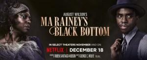 Ma Rainey's Black Bottom locandina del film