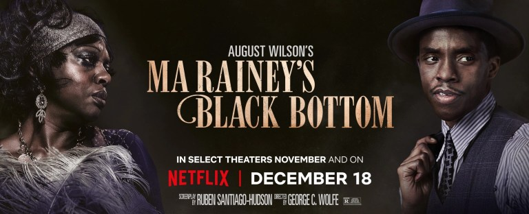 Ma Rainey's Black Bottom locandina del film