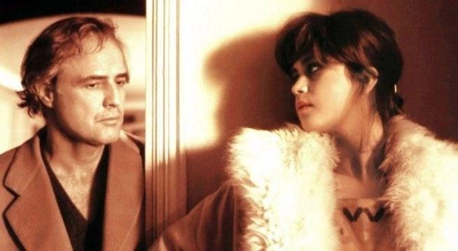 Marlon Brando, Maria Schneider in Ultimo tango a Parigi