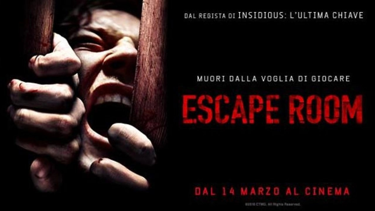 Escape room poster