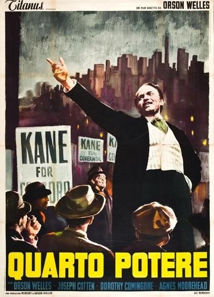 Quarto potere: la genesi del cinema moderno 1