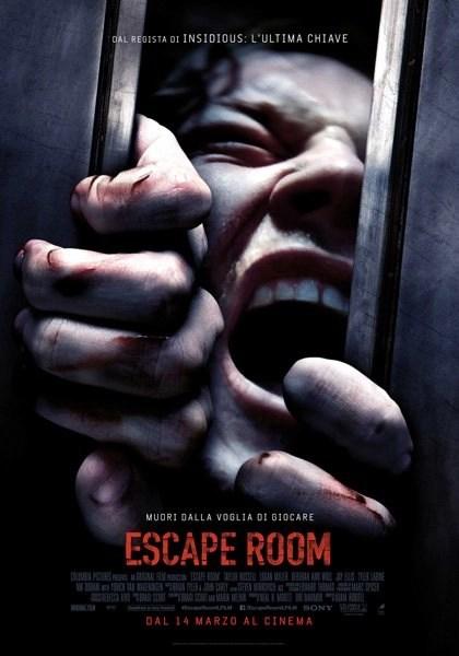 Escape Room, un'unica via di fuga da scovare per sfuggire alla morte 1