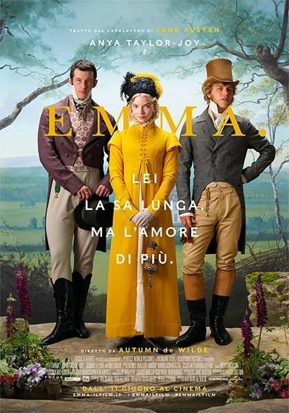Emma locandina del film