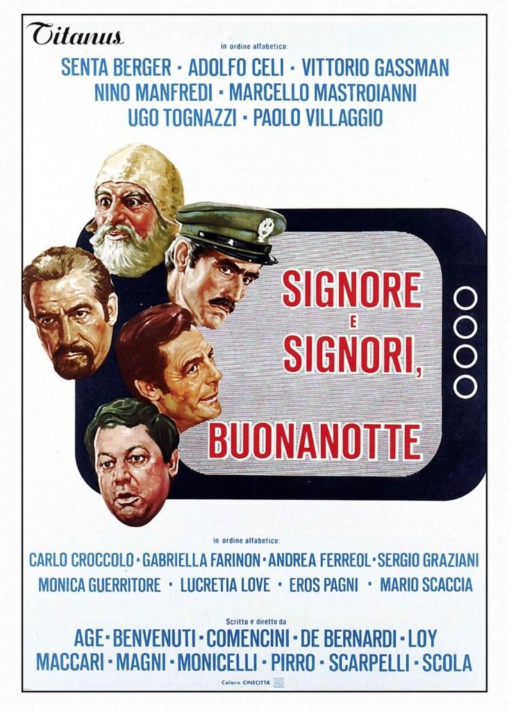 """""""Signore e Signori, buonanotte"""" (1976): L'Italia attraverso la sua televisione 2"""