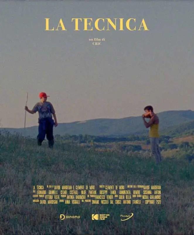 La tecnica: un corto di formazione al Trieste Film Festival 2021 1