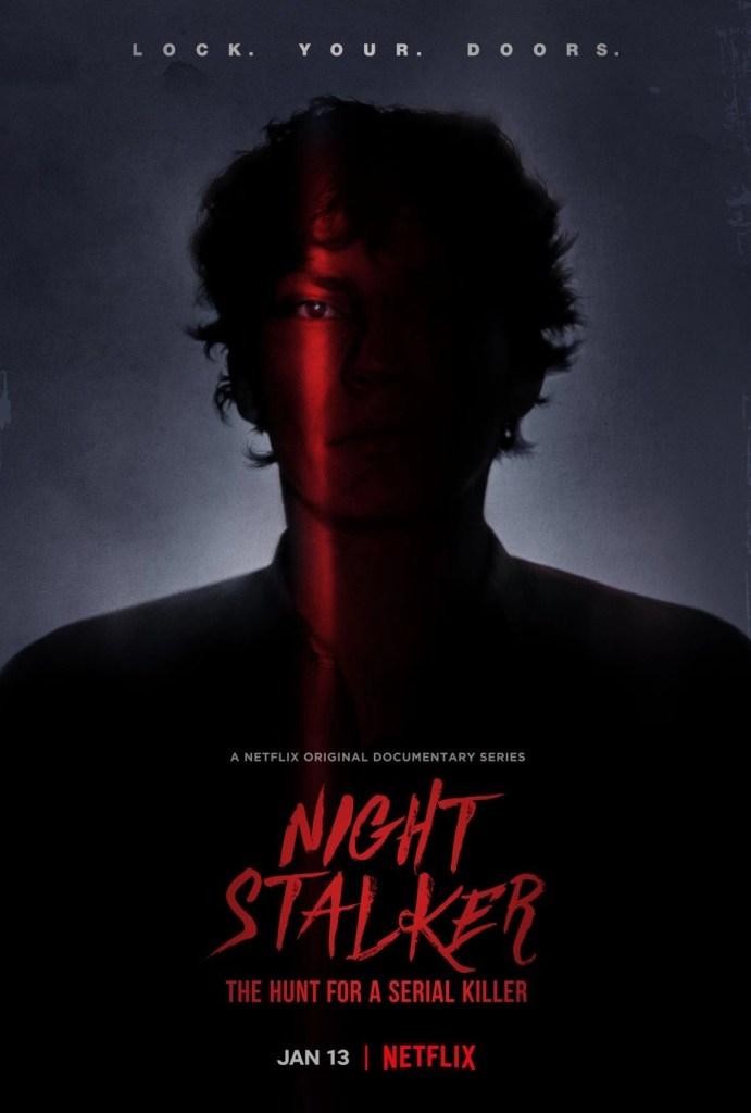 locandina night stalker caccia a un serial killer
