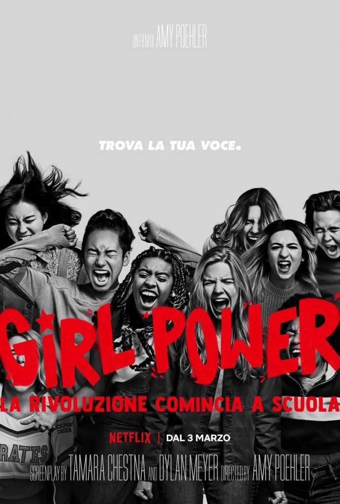 Locandina di Girl Power - La rivoluzione comincia a scuola