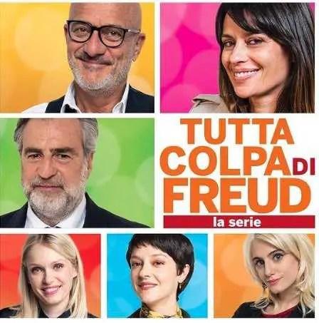 Tutta Colpa di Freud Locandina