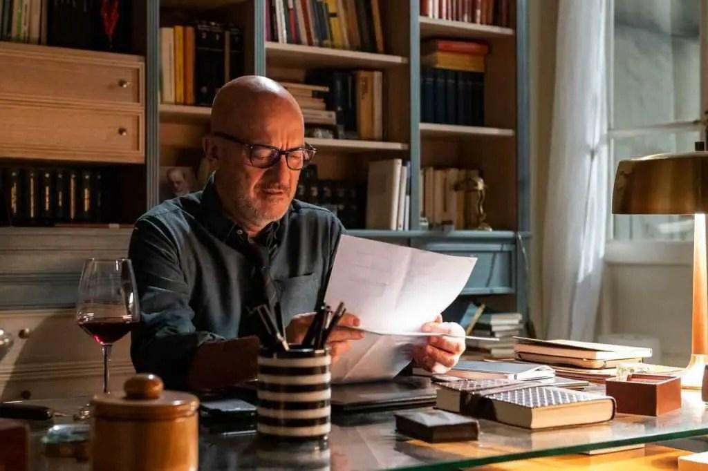 Claudio Bisio nei panni di Francesco Taramelli