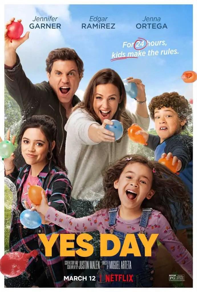 Yes Day (2021): Un giorno di (scatenata) libertà 2