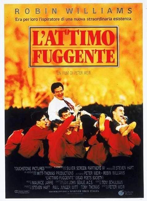 L'attimo fuggente (1989): un cult in cui giace il Capitano Williams 2