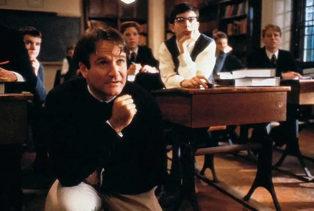 L'attimo fuggente (1989): un cult in cui giace il Capitano Williams 10