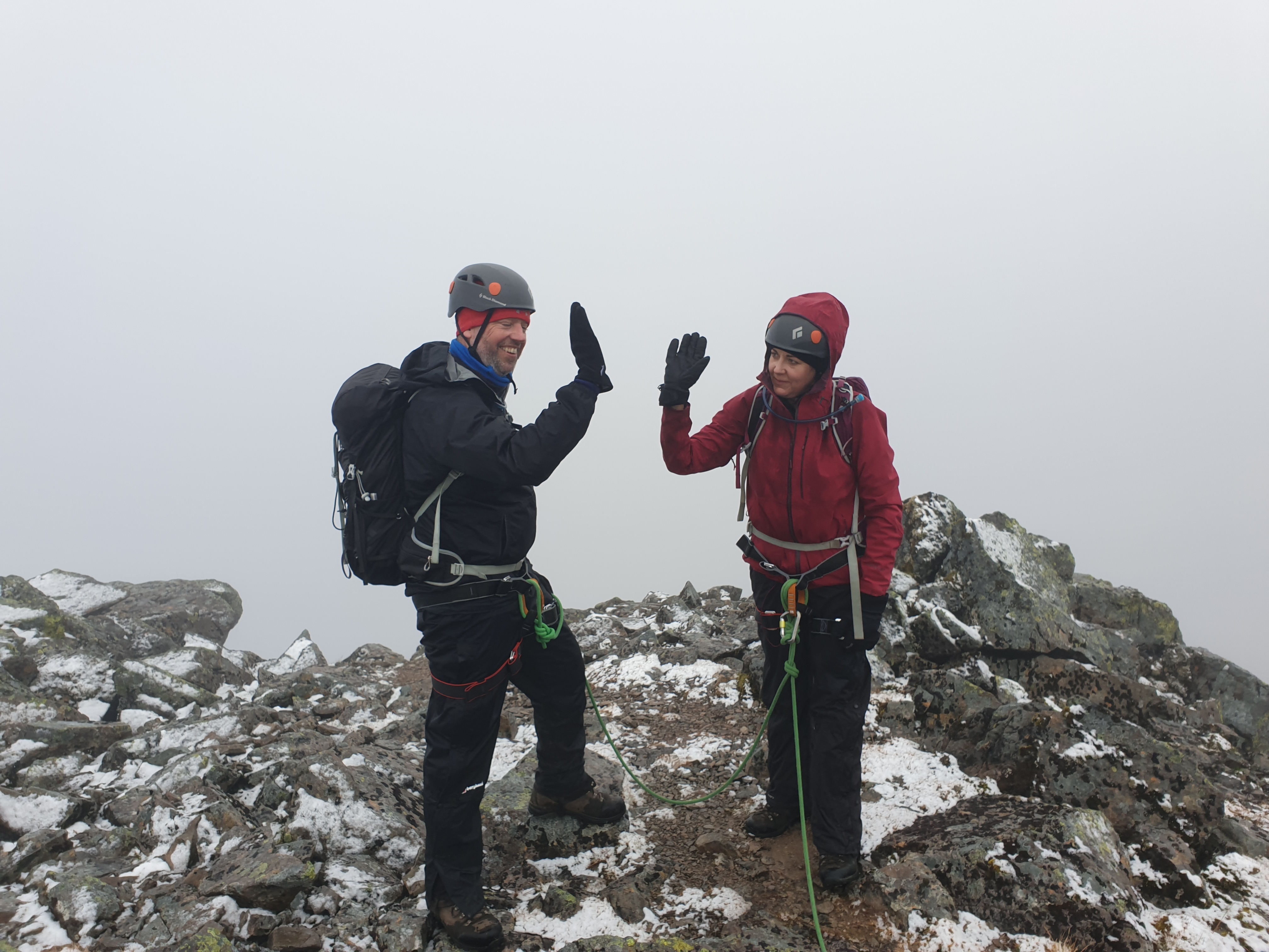 Join us on an ascent of Ledge Route, Ben Nevis, with a Ledge Route Guide from Lochaber Guides. This mountain scramble takes you up the North Face of Ben Nevis.