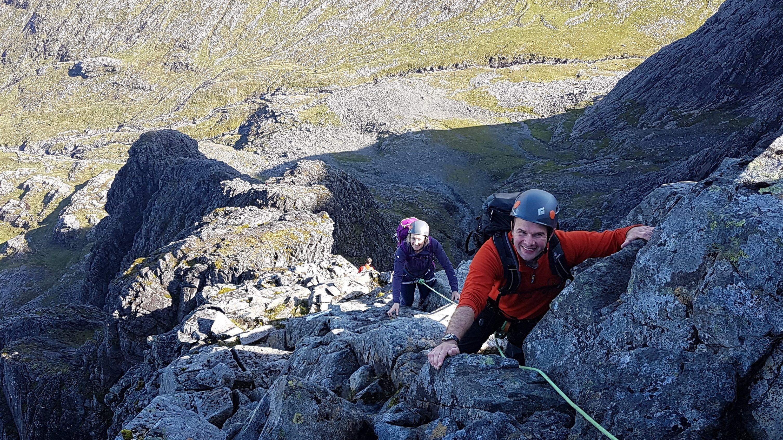 Locahber Guides- Tower Ridge Guide, Ben Nevis