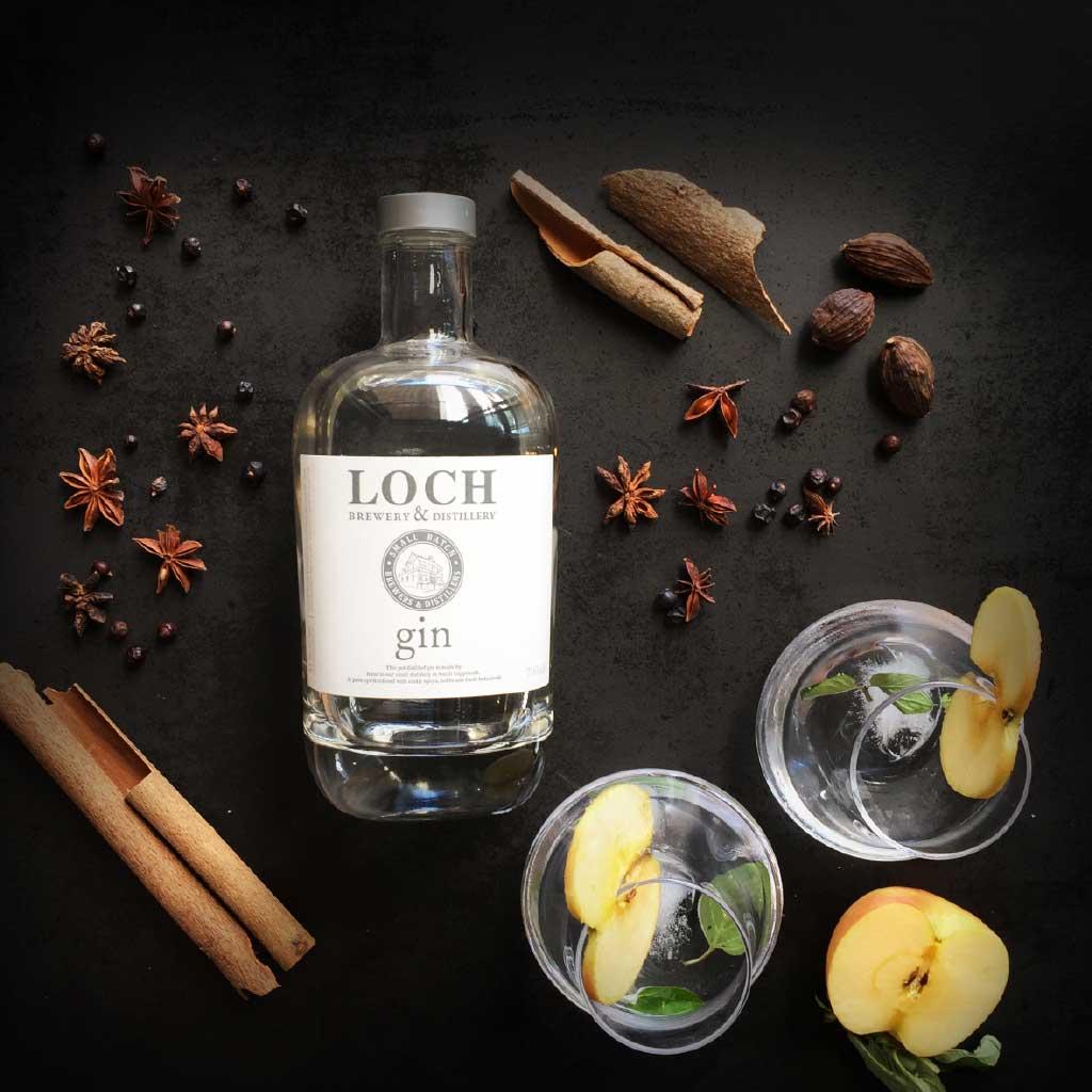 Classic Dry Gin – Loch Brewery & Distillery